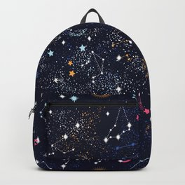 Space Galaxy Backpack
