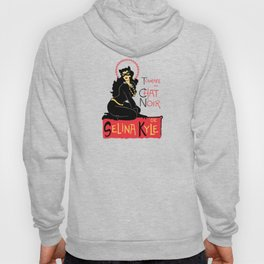 Black Cat Selina Hoody