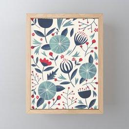 Juniper Framed Mini Art Print