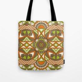 Boho Geometric Pattern 21 Tote Bag