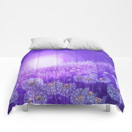 Sea of wishes Comforters