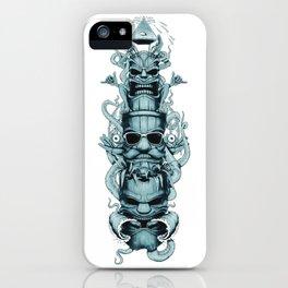 Surf Totem iPhone Case