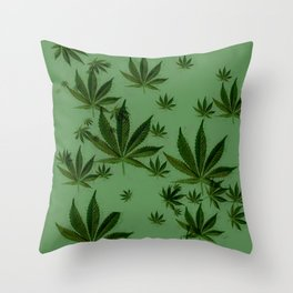 Higher and Higher Throw Pillow