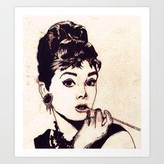 .... Art Print