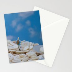 The Great Button Hike Stationery Cards