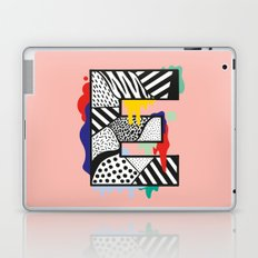 E for …. Laptop & iPad Skin