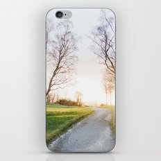 Sunset Norway iPhone & iPod Skin