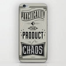 Practicality iPhone & iPod Skin