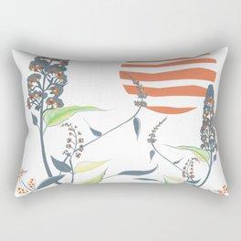 Buddleia Rectangular Pillow