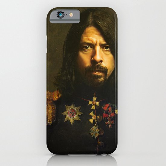 Dave Grohl - replaceface iPhone & iPod Case