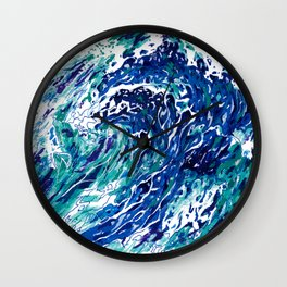 Sea of air Wall Clock