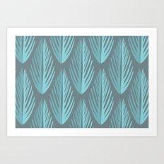 Sunny Tropics 4 Art Print
