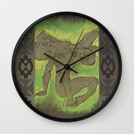 Tantricity Wall Clock