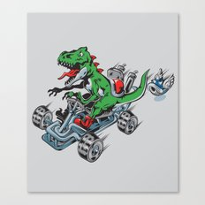 Clever Shell Canvas Print