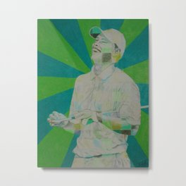 Aint if Funny Though? Metal Print