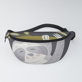 Lazy Day - Sloth Fanny Pack