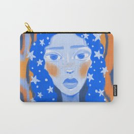 Star Portrait Carry-All Pouch