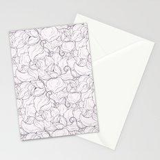 Fair Magnolias Stationery Cards
