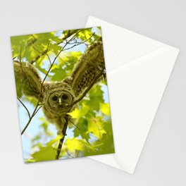 Look at me mom Stationery Cards