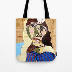 Picasso Women 4 Tote Bag