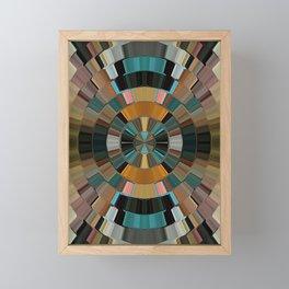 Arizona Prism Framed Mini Art Print