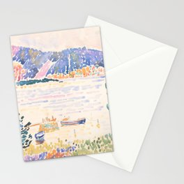 Cap Nègre by Henri-Edmond Cross 1909, French Stationery Cards