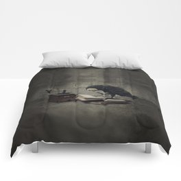 La receta Comforters
