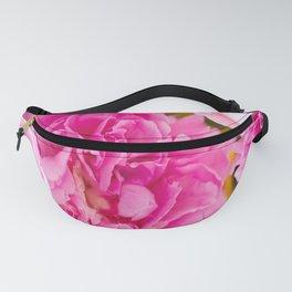 Large Pink Peony Flowers #decor #society6 #buyart Fanny Pack