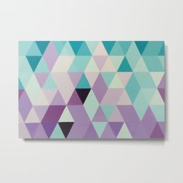 Triangles are my favourite shape Metal Print