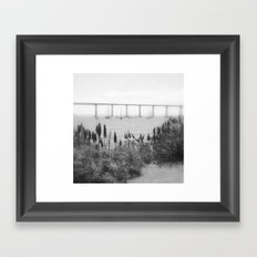 Harbor Framed Art Print