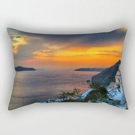 Santorini 5 Rectangular Pillow