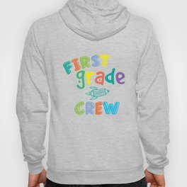 First Grade Crew Hoody