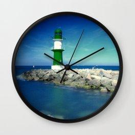 Lighthouse III Wall Clock