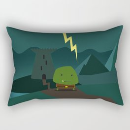 Glooming Ork Rectangular Pillow