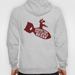 75th Anniversary (Image only) Hoody