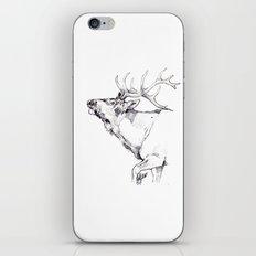 Elk's Whisper iPhone & iPod Skin