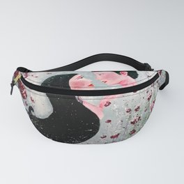The fire in your eyes Fanny Pack