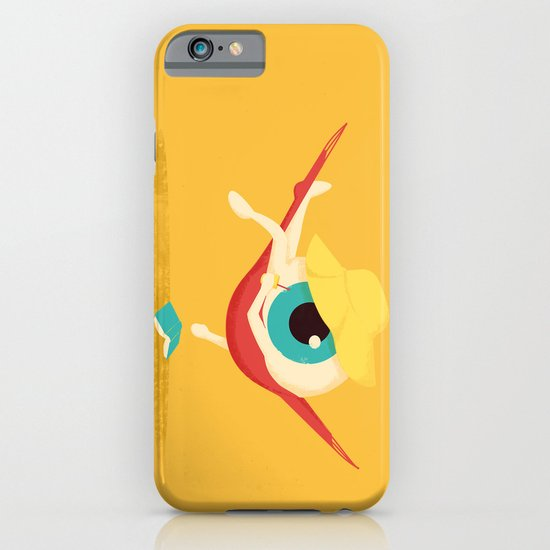 Lazy Eye iPhone & iPod Case