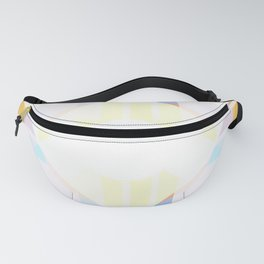 Retro Rocket 45 Fanny Pack