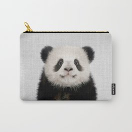 Panda Bear - Colorful Carry-All Pouch
