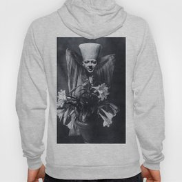 Statue and Flower Hoody