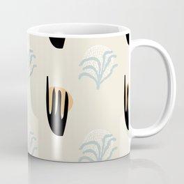Composition Shapes 4 Ever #shapeart #digitalart Coffee Mug