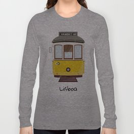 Lisbon Long Sleeve T-shirt