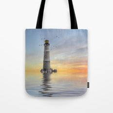 The Lighthouse 2 Tote Bag