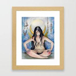 Pagan Soul Framed Art Print