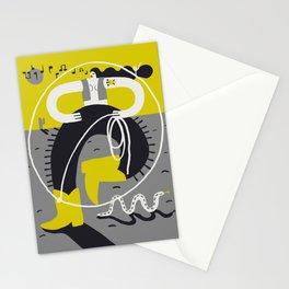 Desert Dancer Stationery Cards