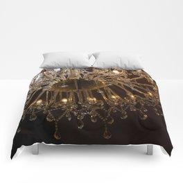 Glass Chandelier Comforters