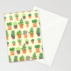 Windowsill Garden Stationery Cards