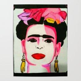 Viva Frida Poster