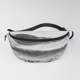 Wave Rushing In Fanny Pack